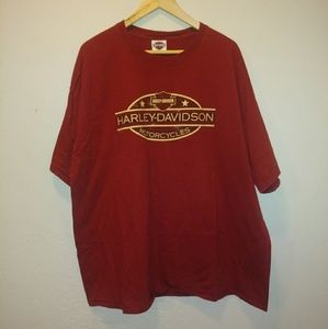 Harley Davidson Allen, TX Tee Shirt